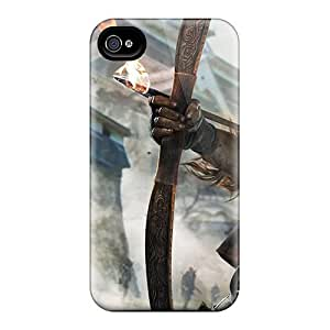 Awesome HEe3191GhgN Desin Defender Tpu Hard Case Cover For Iphone 4/4s- Tomb Raider Definitive Edition