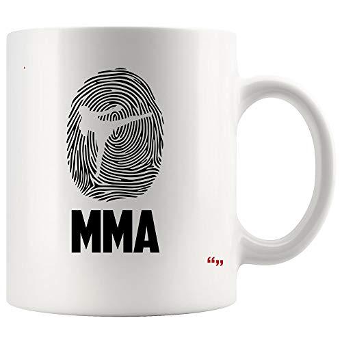 Gag MMA Mug Coffee Cup | MMA Fighter Training Cups Tea Mugs