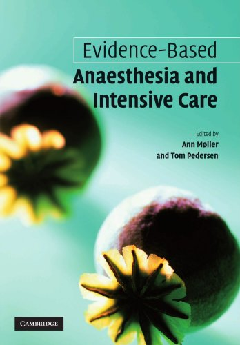 Evidence-based Anaesthesia and Intensive Care by Brand: Cambridge University Press