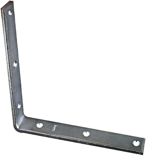 Stanley Hardware 220178 8'' Zinc Corner Braces 2 Count