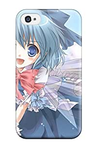 Perfect Anime - Touhou Case Cover Skin For Iphone 4/4s Phone Case