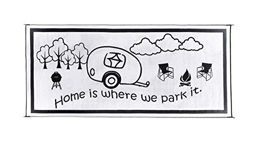camper area rug - 2