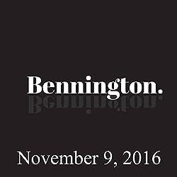 Bennington, November 9, 2016