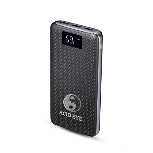 Acid Eye AE-20 20000mAh Power Bank(Black)