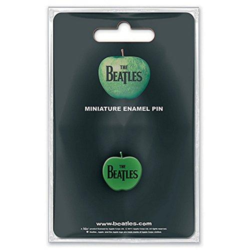 Beatles Apple Logo Lapel Pin Badge Button