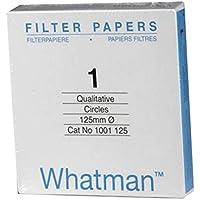 Whatman Filter Paper Grade No 1- Size 125mm
