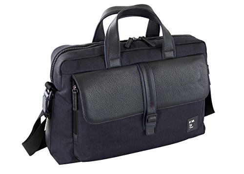 Nava Design Courier Business Briefcase Graphite