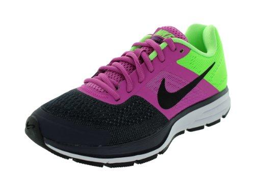 Nike Air Pegasus + 30Women's Running Shoes W Club Pink Black Garden Flash Lime 600