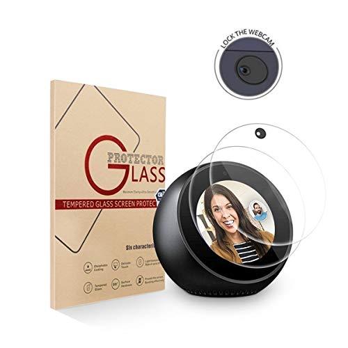 2 Pack Echo Spot Screen Protector Webcam