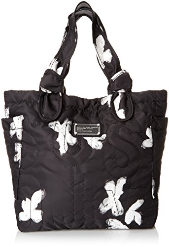 Marc by Marc Jacobs Pretty Nylon Painted Flower Lil Tate Shoulder Bag