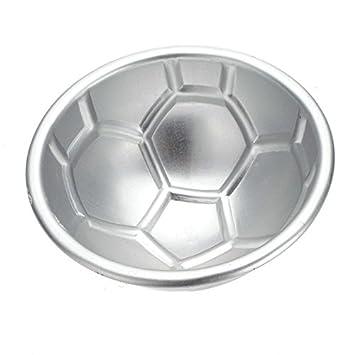 Molde para tartas de fútbol, bola de fútbol, herramienta para hornear 8 cm As Picture Show: Amazon.es: Hogar