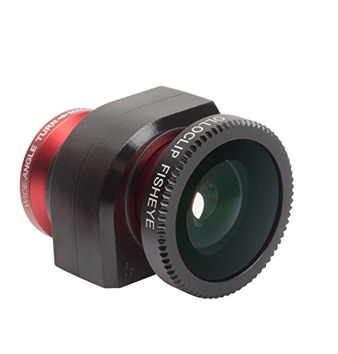 olloclip original 3-in-1 Lens iPhone 5/5s/SE Red
