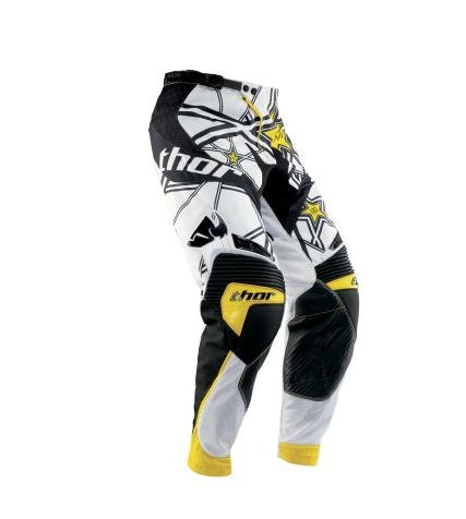 Thor Motocross Core Rockstar Pants - 30/Rockstar (Thor Riding Pants)