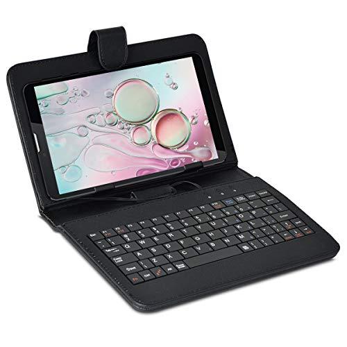 I KALL N5 with Assorted Keyboard (16GB, 4G) (Black)