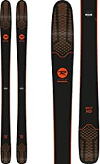 The ultimate fusion of lightweight agility and freeride versatility, the all-new SKY 7 HD has been 100% redesigned for uncompromising free-touring performance. Whether skiing the resort or backcountry touring, the 98mm waist combined with new...