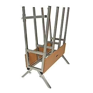 Fabricado para DEMA - Caballete para cortar leña, indicado para motosierras