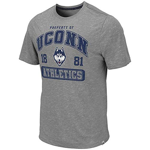 Mens UConn Connecticut Huskies Campinas Short Sleeve for sale  Delivered anywhere in USA