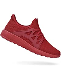 Womens Girls Fashion Casual Knitted Sports Sneakers Athletic Running Shoes
