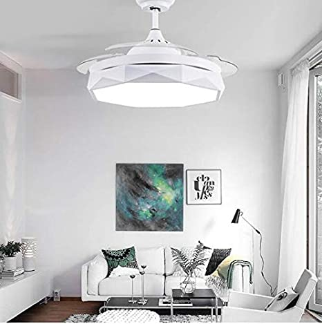 Ventiladores de techo modernos Ventilador de techo invisible con ...