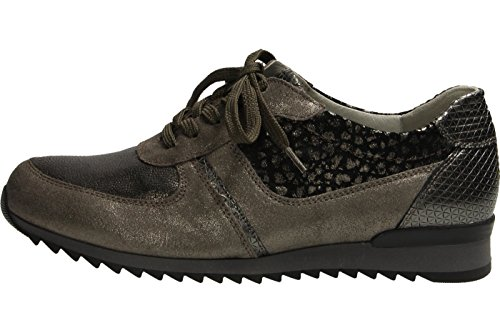 Lacets 370004 Femmes Hurly À 400001 T413 Waldläufer Chaussures 103°peltro YwzOw