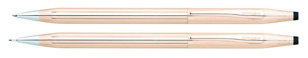 Cross Classic Century 14KT Gold-Filled Ballpoint Pen & 0.7mm Pencil (150105)