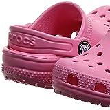 Crocs Kids' Classic Clog , Pink Lemonade, 6 Big Kid