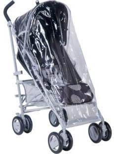 Universal Baby Pushchair Stroller Clear Rain Cover Pram Buggy Lightweight Reuse