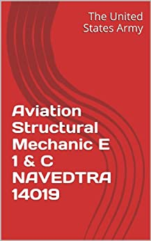 Aviation Structural Mechanic E 1 & C NAVEDTRA 14019