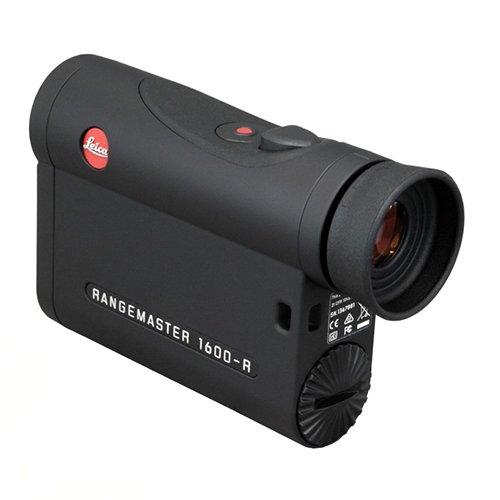 Leica Sports Optics 40537, RangeMaster Laser Rangefinder, CRF 1600-R, 7X, Black
