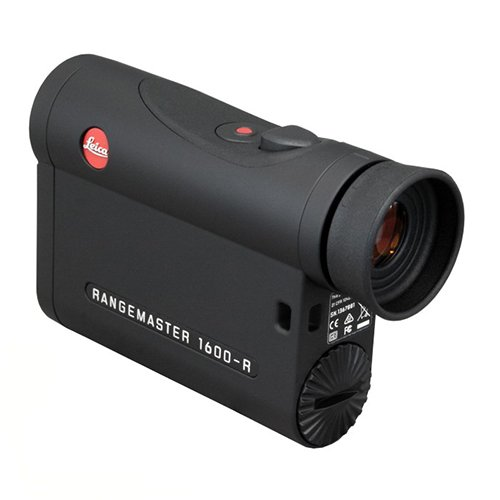 40537 Leica Sport Optics, RangeMaster Laser Rangefinder, CRF 1600-R, 7X, black by Leica Sports Optics