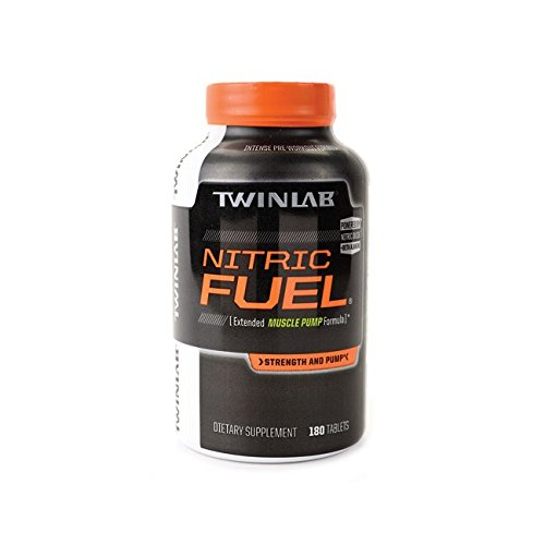 Twinlab Twl Nitric Fuel Dietary Supplement Tablet, 180 Count (Tabs Fuel 180)
