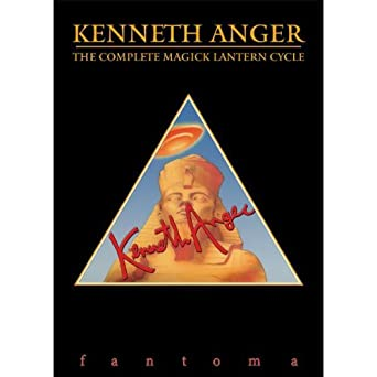 Amazon com: The Complete Magick Lantern Cycle: Kenneth Anger: Movies
