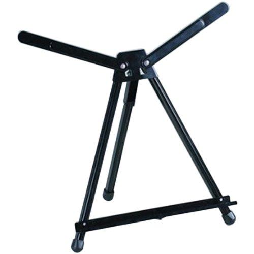 Martin Angelina Table-Top Metal Easel, 22 x 14 W x 14 D, Black, 1 Each (92-AE010)