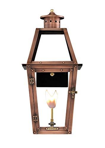 Primo Lanterns AD-24G Copper Lantern (Lanterns Gas Outdoor)