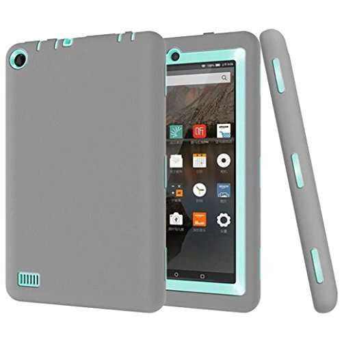 Coohole Kid Shockproof Protective Cover Case for Amazon - Kindle Case 2nd Generation 2012