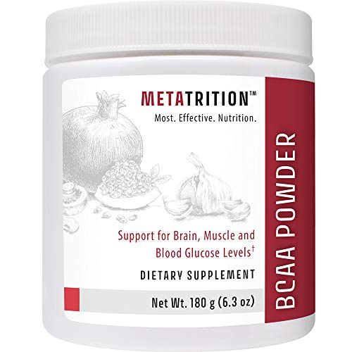 Metatrition Bcaa Powder, 180 Gram by Metatrition