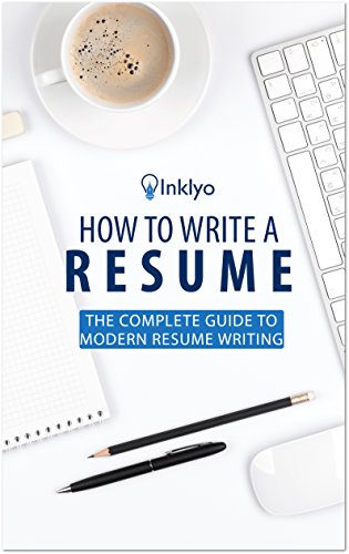 amazon com how to write a resume the complete guide to modern