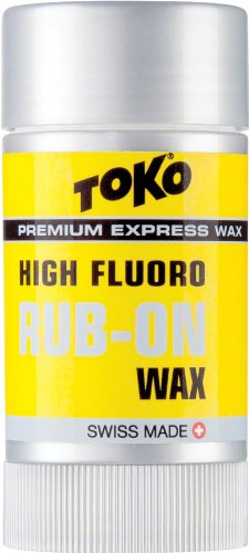 Toko Highly Fluorinated Rub-on Wax: 25g by Toko
