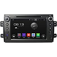 8 Android 6.0 Otca Core Car DVD Multimedia GPS Player for SUZUKI SX4 2006 2007 2008 2009 2010 2011 2012 With Car Stereo Radio WIFI Bluetooth Steering Wheel Control