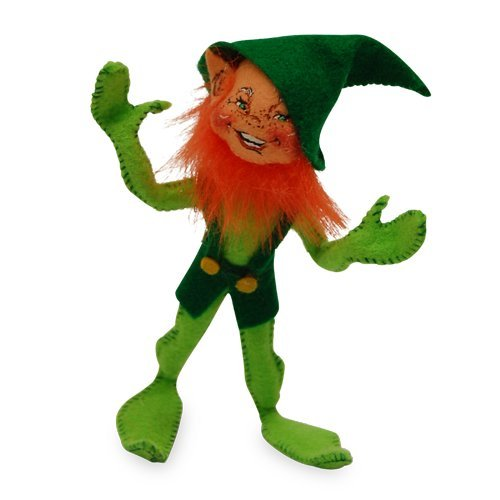 Annalee - 5in Leprechaun - Annalee Elf Dolls