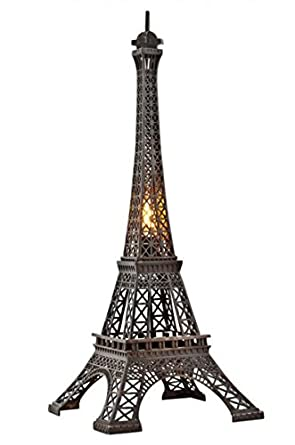 Casa Padrino luxury floor lamp Eiffel tower bronze colors - Solid ...