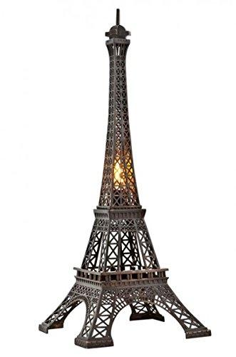 Casa Padrino Luxury Floor Lamp Eiffel Tower Bronze Colors   Solid Metal    Light Lamp