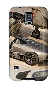 Holly M Denton Davis's Shop Durable Lamborghini Back Case/cover For Galaxy S5