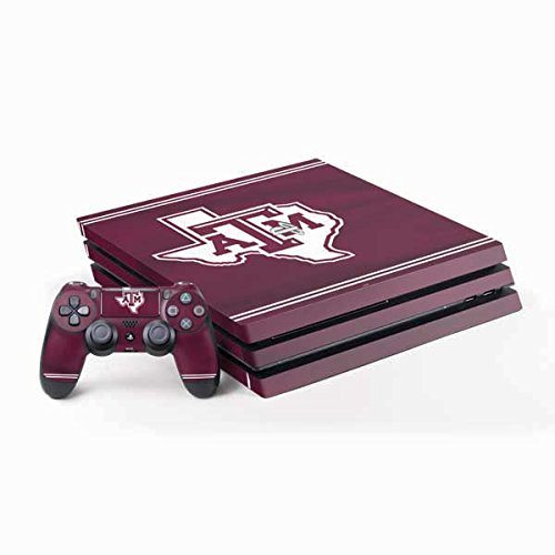 Texas A M University Ps4 Pro Bundle Skin   Texas A M Alternative   Schools   Skinit Skin