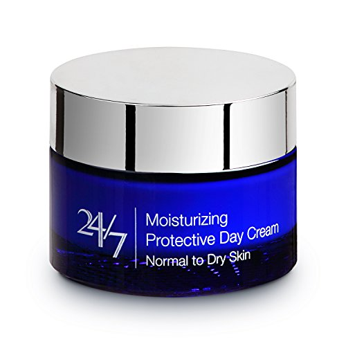 Chic Cosmetics 24/7 Natural Face Moisturizer Skin Care Hydrating  Moisturizing Dead Sea Minerals Enriched Protective Day Cream 1.7 Fl Oz.  ()