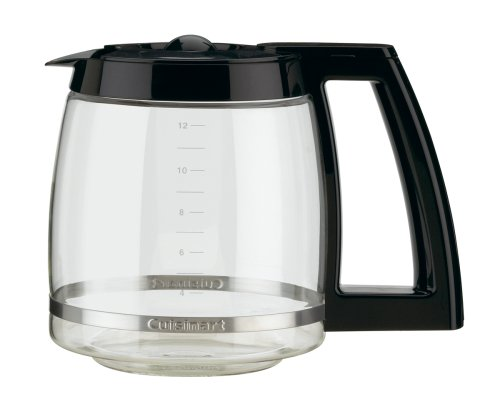 Cuisinart DCC-1200 Brew Central 12 Cup Programmable Coffeemaker, Black/Silver by Cuisinart (Image #4)