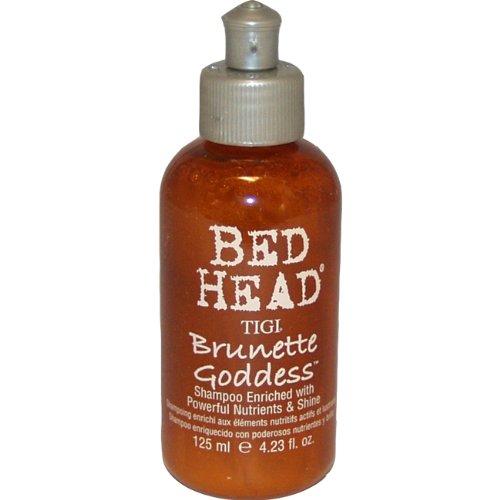 Bed Head Brunette Goddess Shine Spray By Tigi for Unisex, 4.23 Ounce