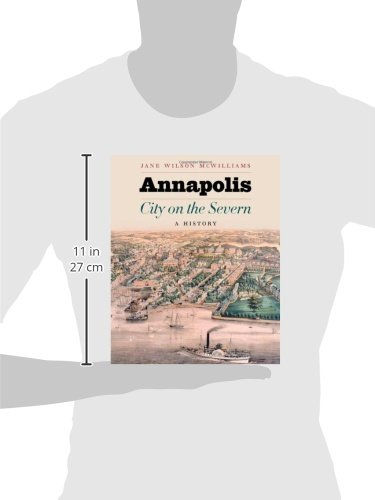 Annapolis-City-on-the-Severn-A-History