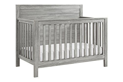 DaVinci Fairway 4-in-1 Convertible Crib, Rustic Grey