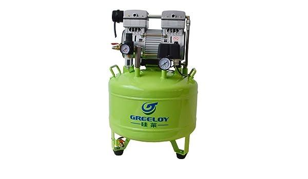 greeloy ga-81 Compresor sin aceite 40l para 2 estaciones de Levin Dental: Amazon.es: Bricolaje y herramientas